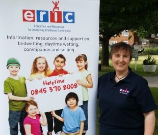 ERIC Nurse (Brenda Cheer)