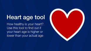 Heart Age Tool