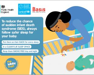 Safer Sleep Week 2019 Supporting Safer Sleeping Starting